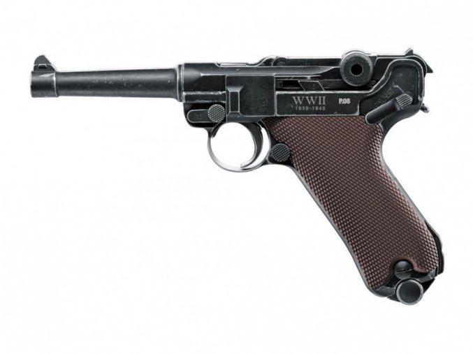 Vzduchová pistole Legends P08 End Of WWII BlowBack