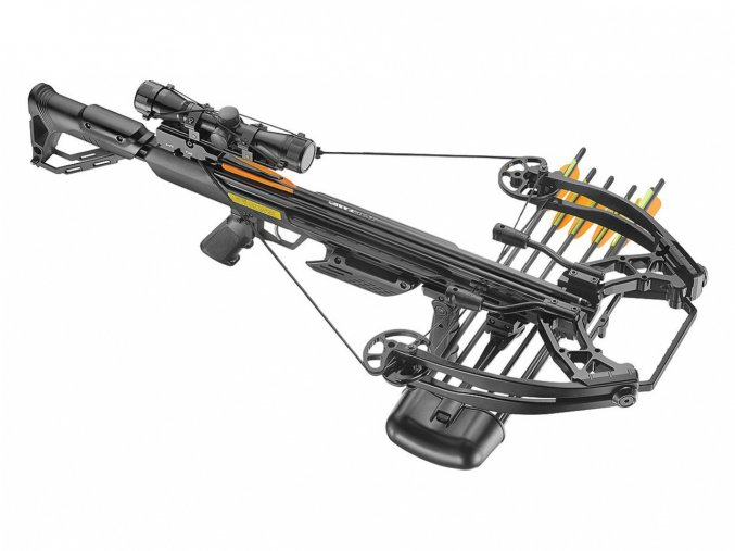 Kuše Beast Hunter Ballistic 410 200lb black
