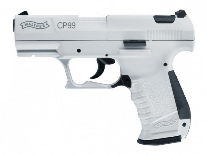 Vzduchová pistole Walther CP99 SnowStar