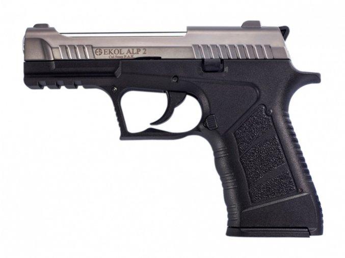 Plynová pistole Ekol Alp 2 titan cal.9mm