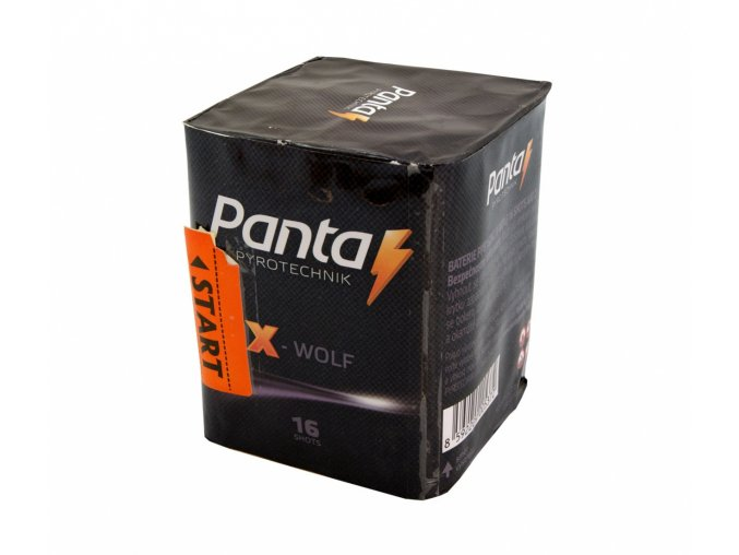 Pyrotechnika Kompakt 16ran / 20mm X-Wolf