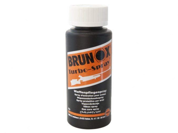 Olej Brunox Turbo Gun Care 100ml