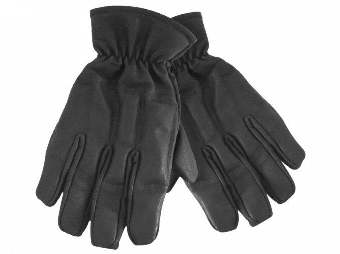 Taktické rukavice Perfecta SAND kožené vel.L