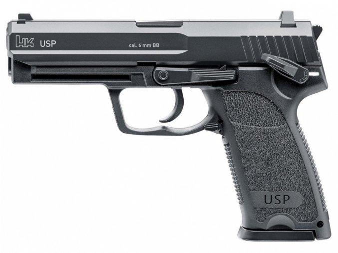Airsoft Pistole Heckler&Koch USP BlowBack AGCO2