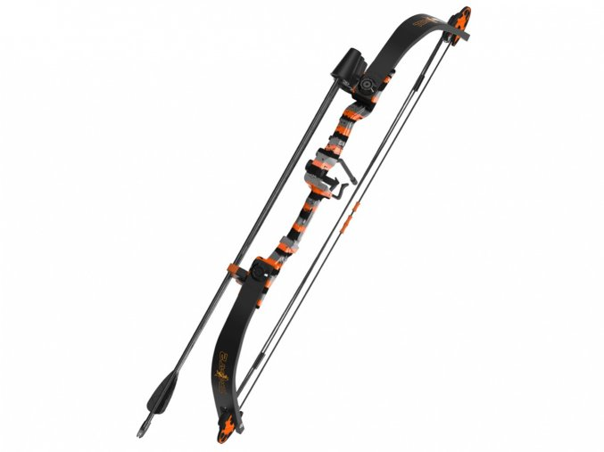 Luk Barnett Tomcat 2 Orange 17-22lb