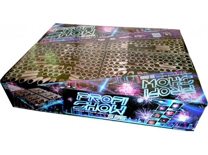 Pyrotechnika Kompakt 536ran / 20mm Fireworks show 536