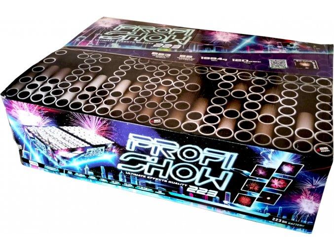Pyrotechnika Kompakt 223ran / 20, 25mm Fireworks show 223
