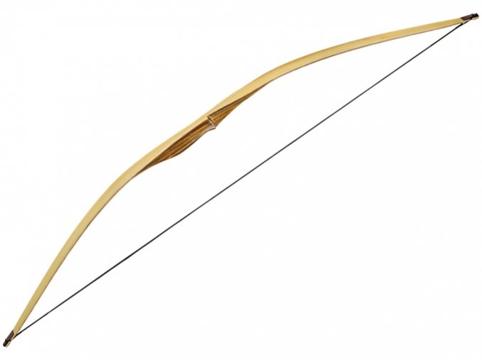 "Luk Ragim Fox Custom 62"" 35lbs Longbow"