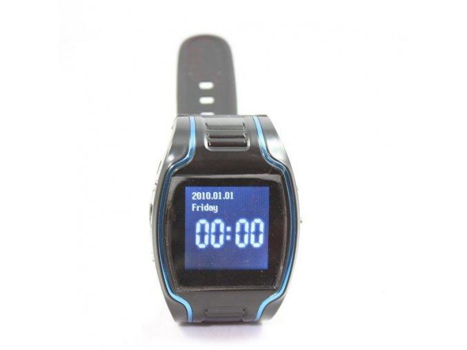 GPS lokalizátor v hodinkách