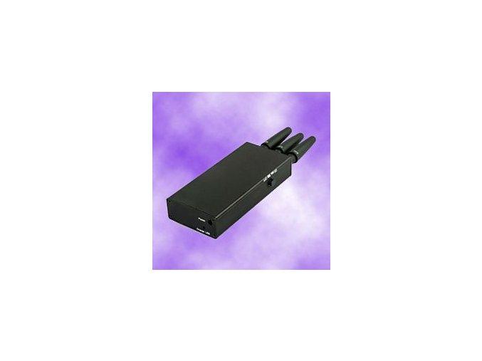 Rušička CDMA/GSM/3G/DCS