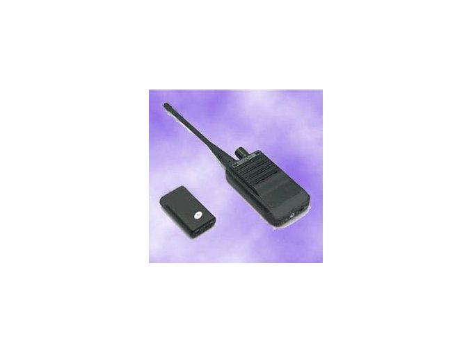 Bezdrátový UHF odposlech s nahráváním na SD kartu