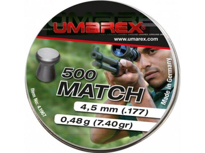 Diabolo Umarex Pro Match 500ks cal.4,5mm