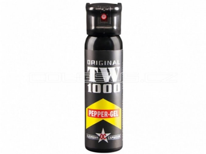 Obranný sprej TW1000 Pepper GEL OC Jet 100ml