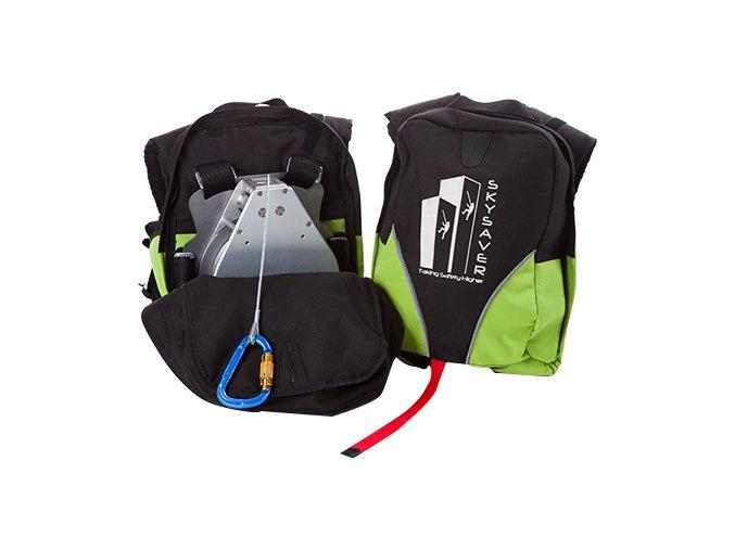 SkySaver - osobní evakuační zařízení