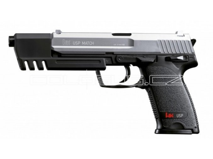 Airsoft Pistole Heckler&Koch USP Match ASG