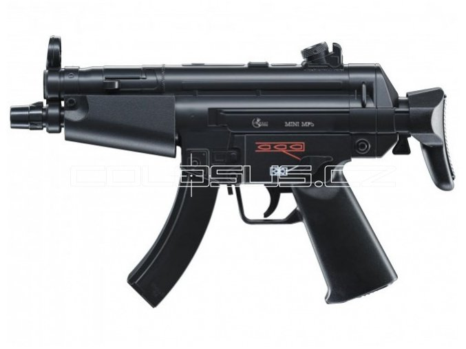 Airsoft Samopal MINI MP5 A5 AEG