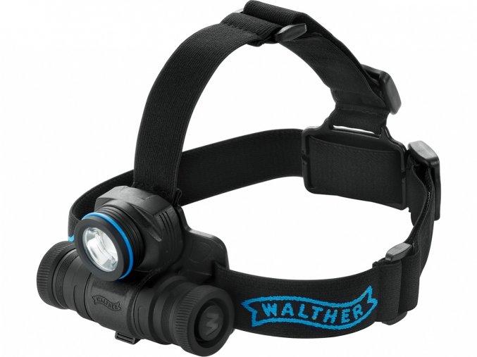 Čelová svítilna Walther Pro HL11