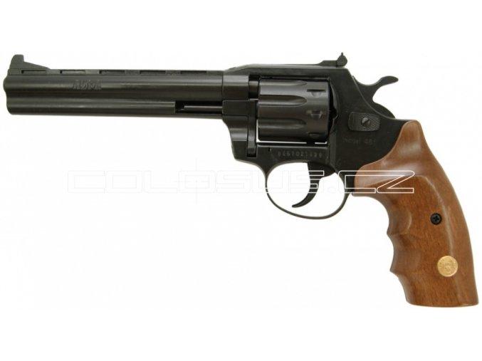 Flobertka ALFA 461 černý-dřevo cal: 4mm Randz Long