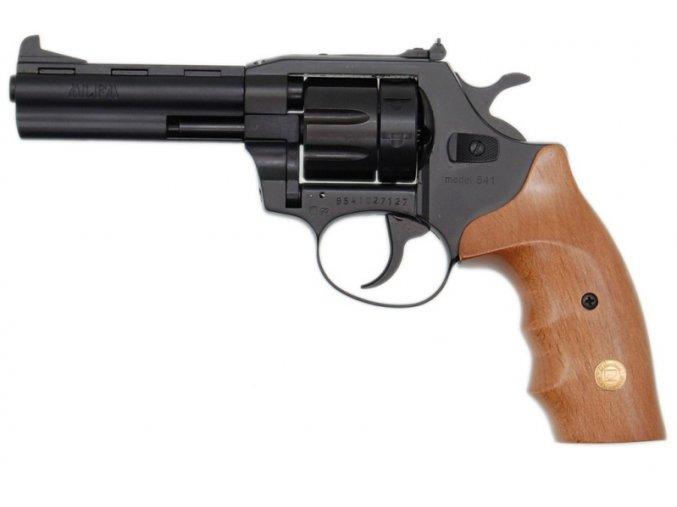 Flobertka ALFA 641 černá-dřevo cal.6mm ME-Flobert