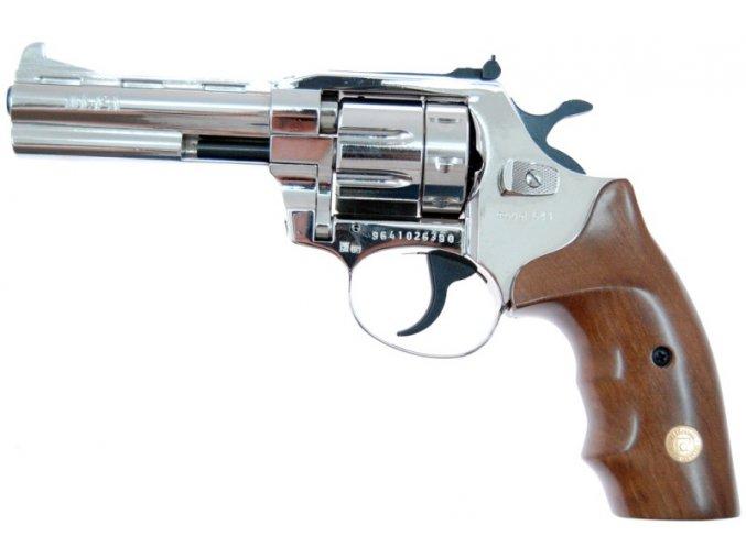 Flobertka ALFA 641 nikl-dřevo cal.6mm ME-Flobert