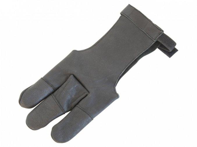 Lukostřelecká rukavice Armex kožená vel. S