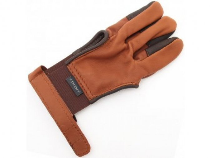 Lukostřelecká rukavice NAPA kožená vel. L