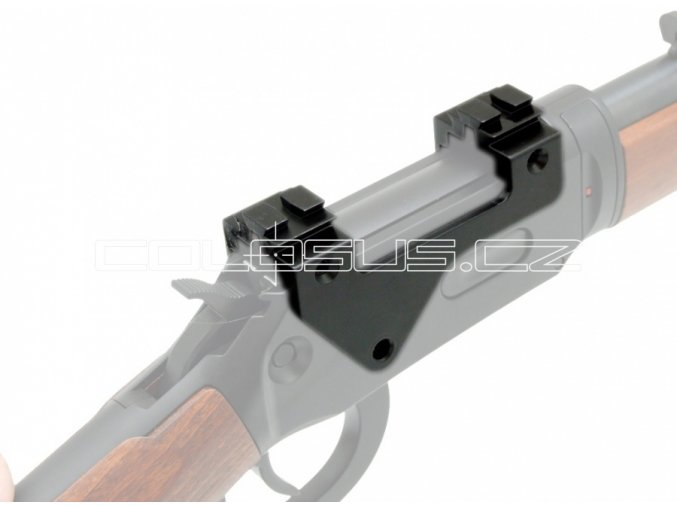 Montáž 11/22mm Walther Lever Action