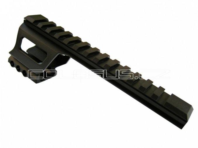 Montáž 22mm Walther PPQ