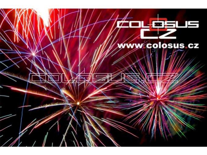Ohňostroj Soběšovice 28-9-2012