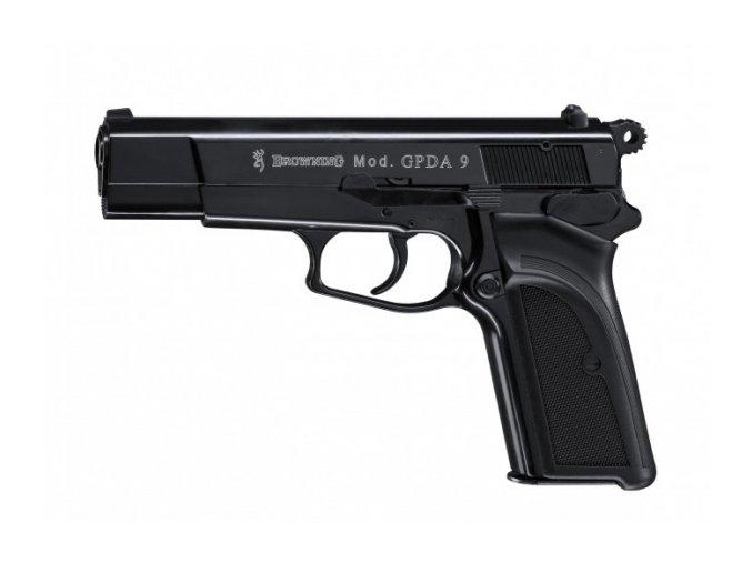 Plynová pistole Browning GPDA9 černá cal.9mm