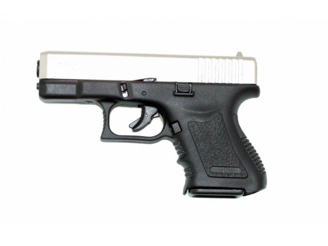 Plynová pistole Bruni MiniGAP bicolor cal.9mm
