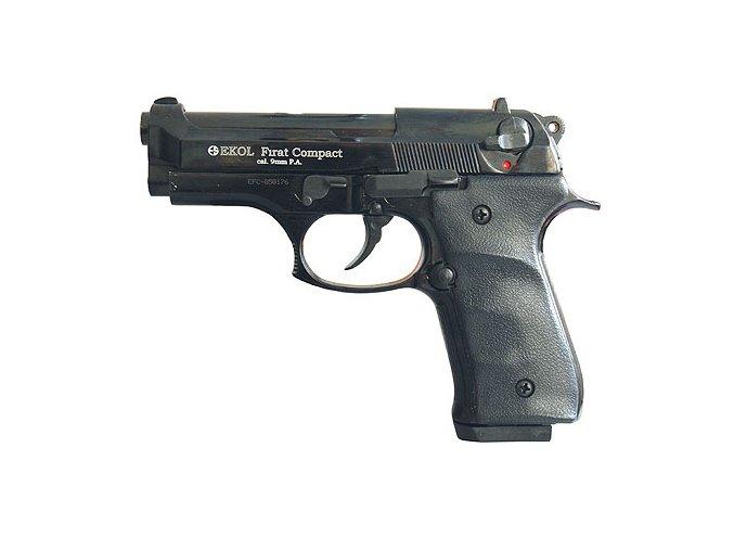 Plynová pistole Ekol Firat Compact černá cal.9mm