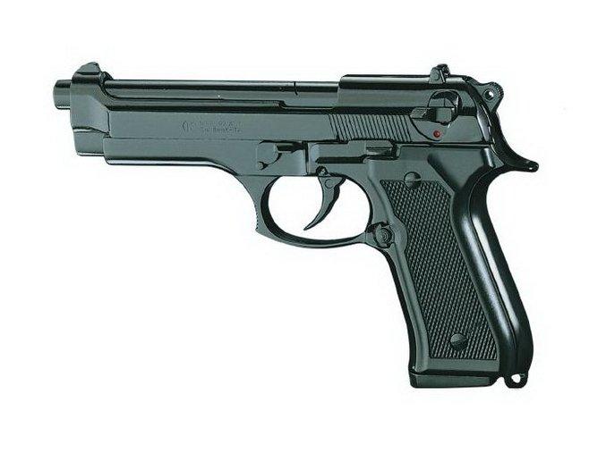 Plynová pistole Kimar 92 černá cal.9mm