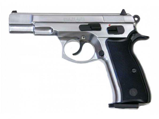 Plynová pistole Kimar CZ-75 steel cal.9mm