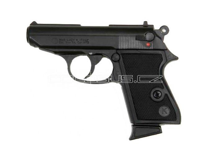 Plynová pistole Kimar Lady černá cal.9mm