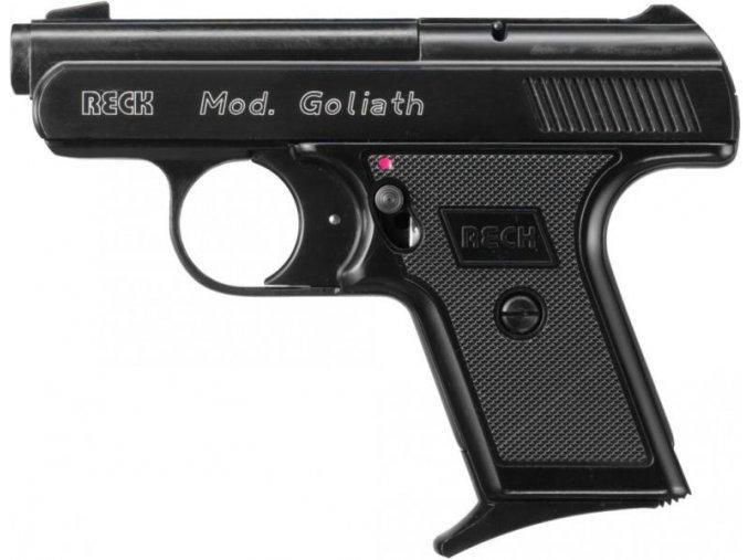 Plynová pistole Reck Goliath černá cal.9mm