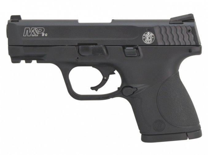 Plynová pistole Smith&Wesson M&P 9C černá cal.9mm