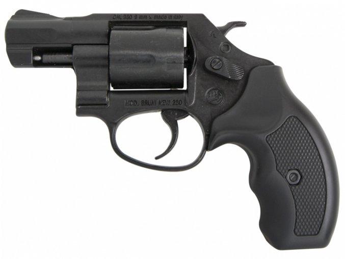 """Plynový revolver Bruni NEW 380 Python 2"""" černý cal.9mm"""