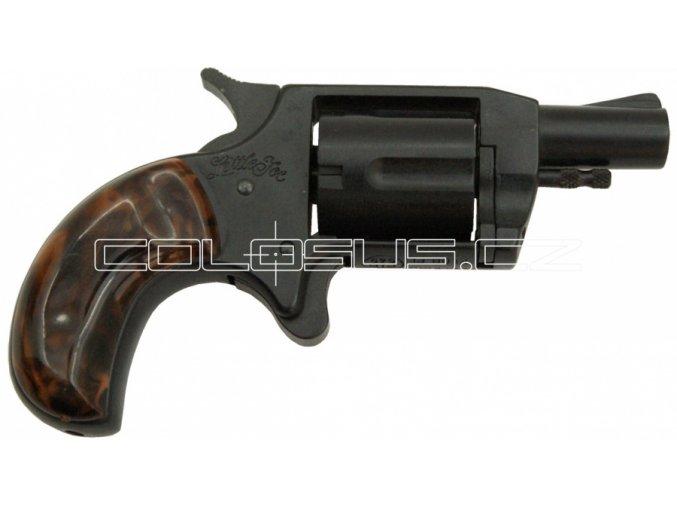 Plynový revolver ROHM Little Joe černý cal.6mm