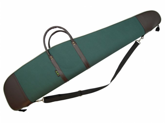 Pouzdro na pušku Hunter Deluxe Green