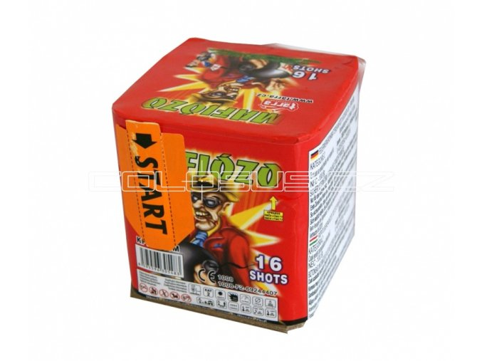 Pyrotechnika Kompakt 16ran / 18mm Mafiózo