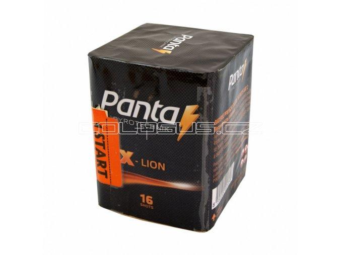 Pyrotechnika Kompakt 16ran / 20mm X-Lion