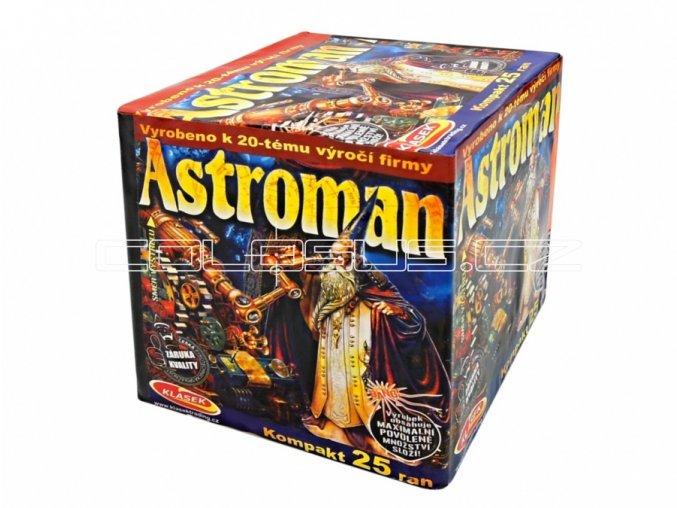 Pyrotechnika Kompakt 25ran / 25mm Astroman