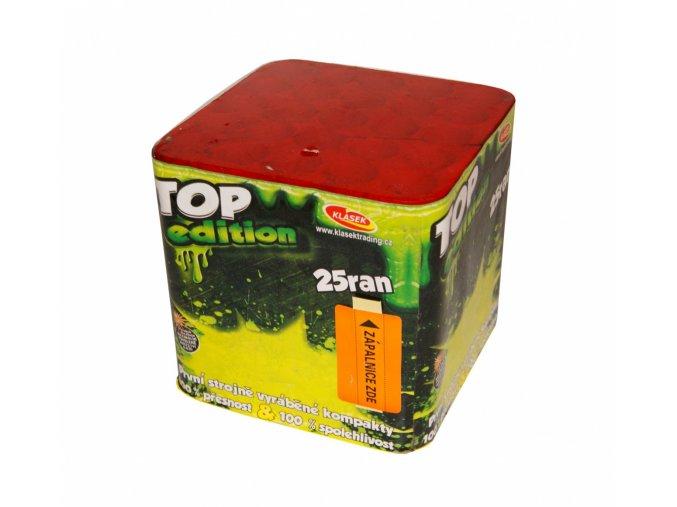 Pyrotechnika Kompakt 25ran / 26mm TOP EDITION XB