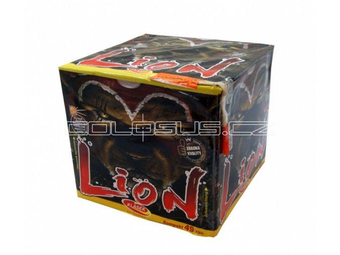 Pyrotechnika Kompakt 49 ran / 30mm Lion