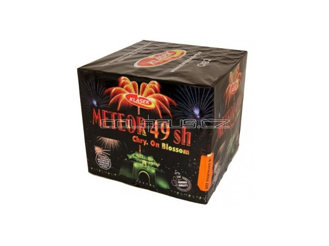 Pyrotechnika Kompakt 49 ran / 30mm Meteor L