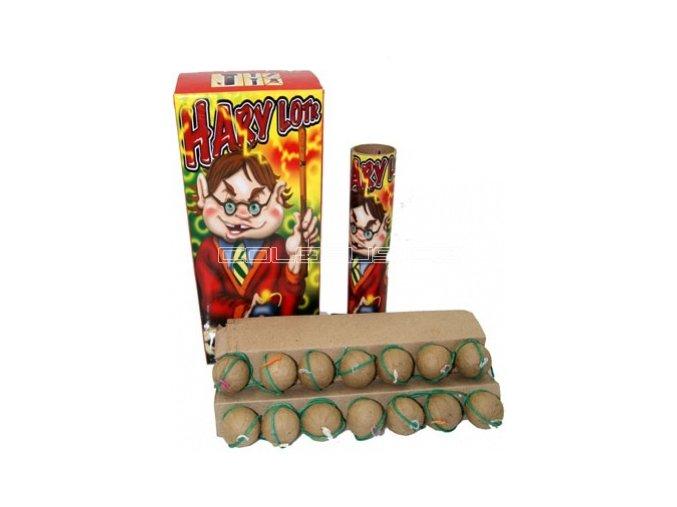 Pyrotechnika Kulové pumy 12ran / 45mm Harry Lotr