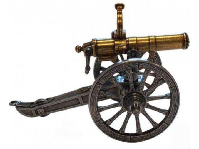 Replika Dělo - Miniaturní kov.kanón, model USA 1861