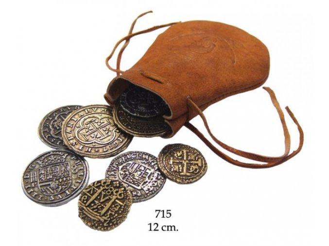 Replika Měšec a mince