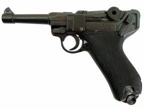Replika Pistole Parabellum Luger P08